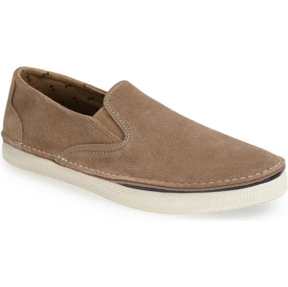 Sperry Shoes | Cruz Slip On Suede